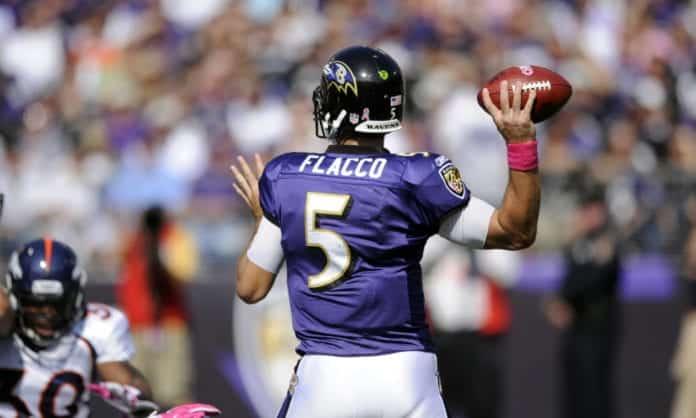 Joe Flacco - Baltimore Ravens