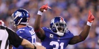 Michael Thomas - New York Giants