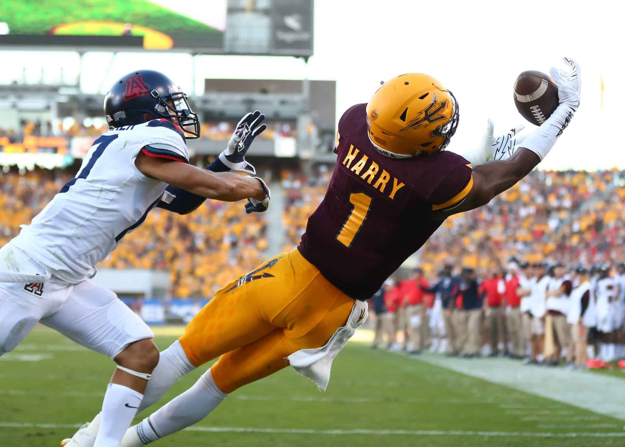 Image result for n'keal harry highlights