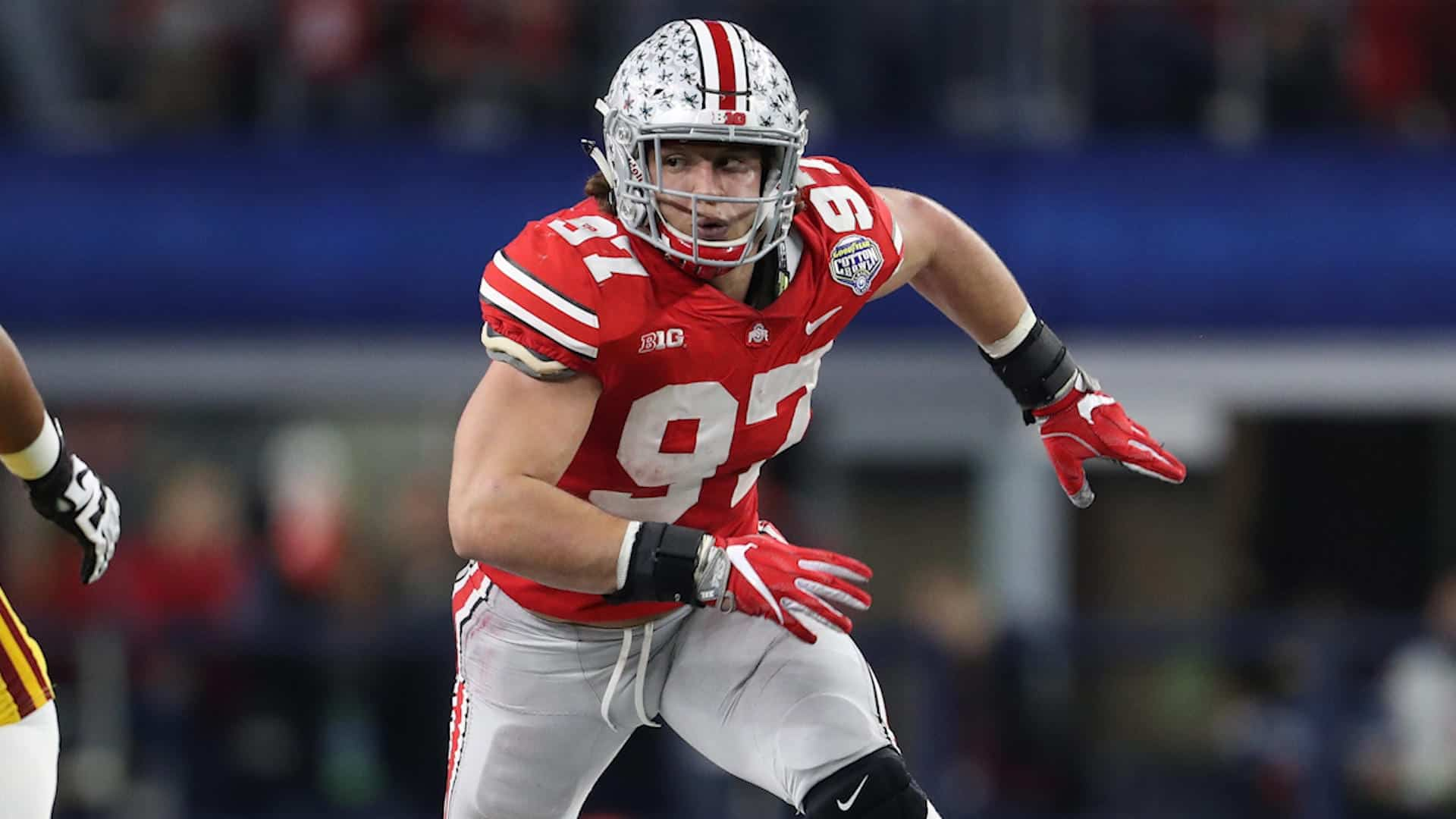 San Francisco 49ers Nick Bosa