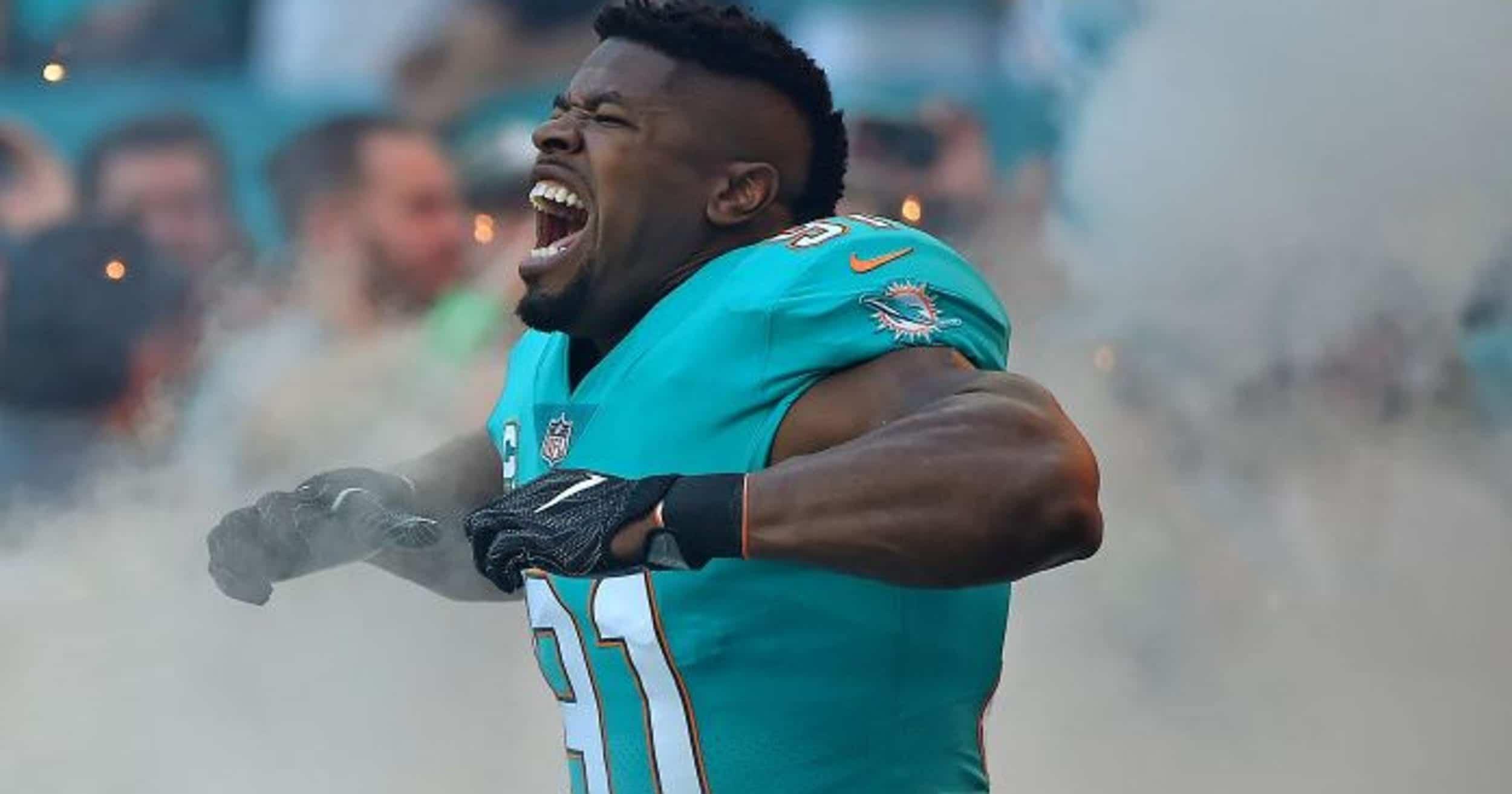 Miami Dolphins - Cameron Wake