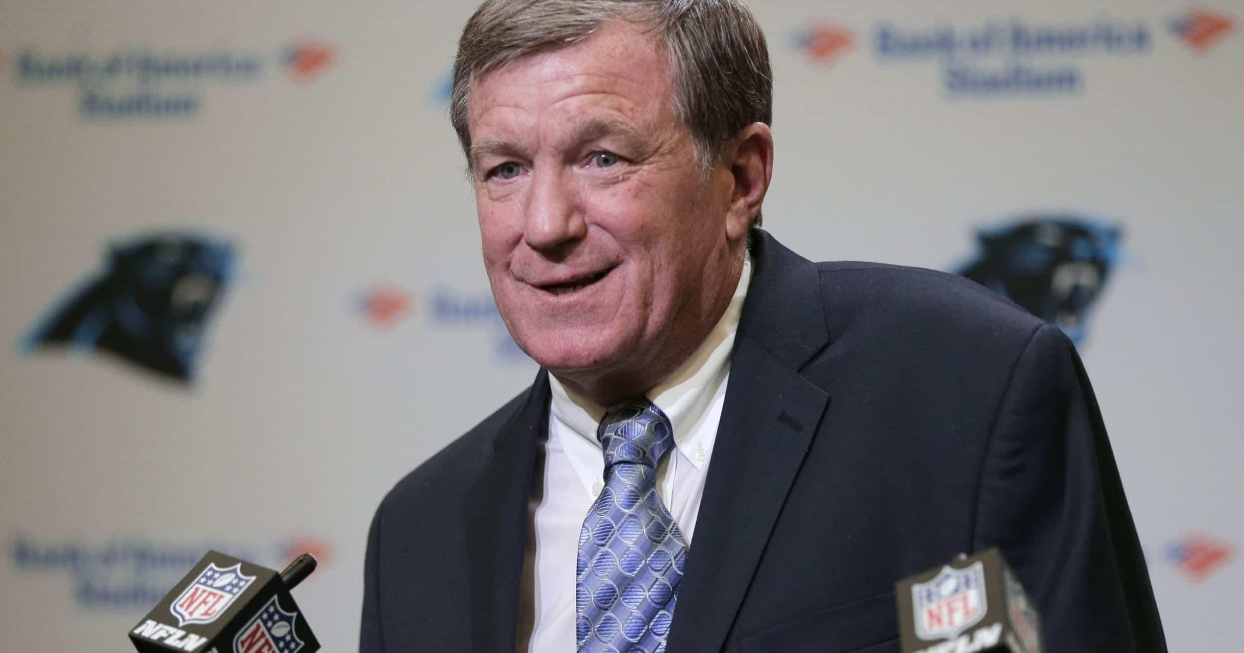 2019 NFL Draft Carolina Panthers Mock