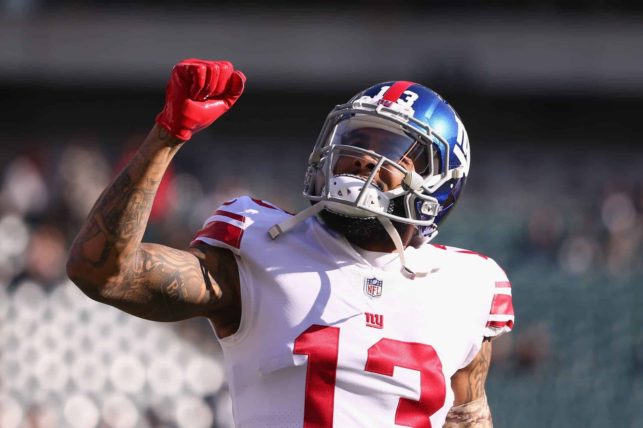Odell Beckham - Will the Cleveland Browns trade for him?
