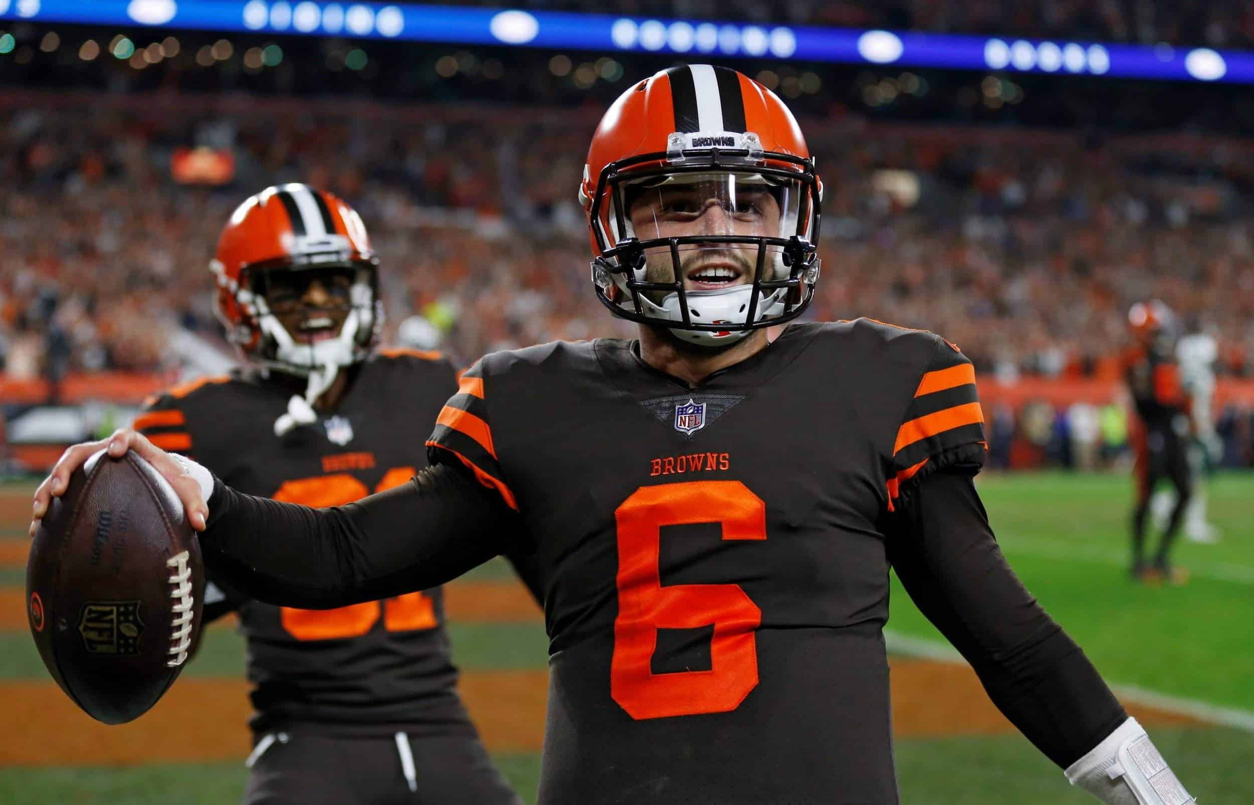 Cleveland Browns Film Room: Baker Mayfield is ready to bounce back in 2020