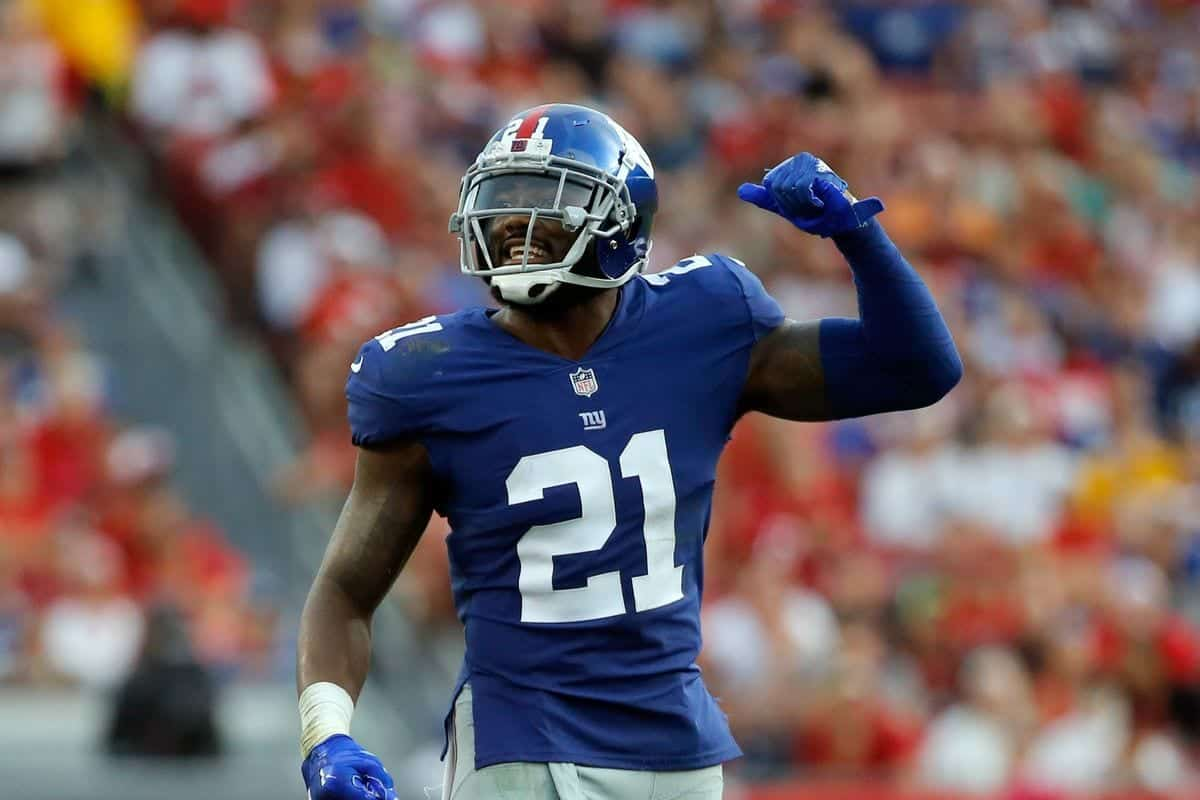 Redskins Snag Former Giants Safety Landon Collins for $84M