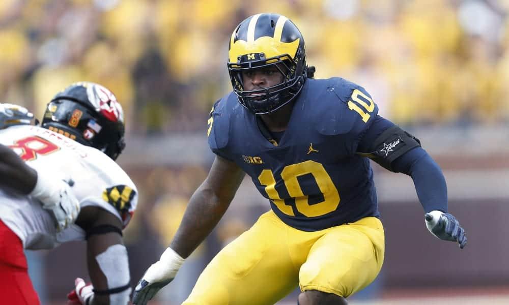 2019 NFL Draft Devin Bush