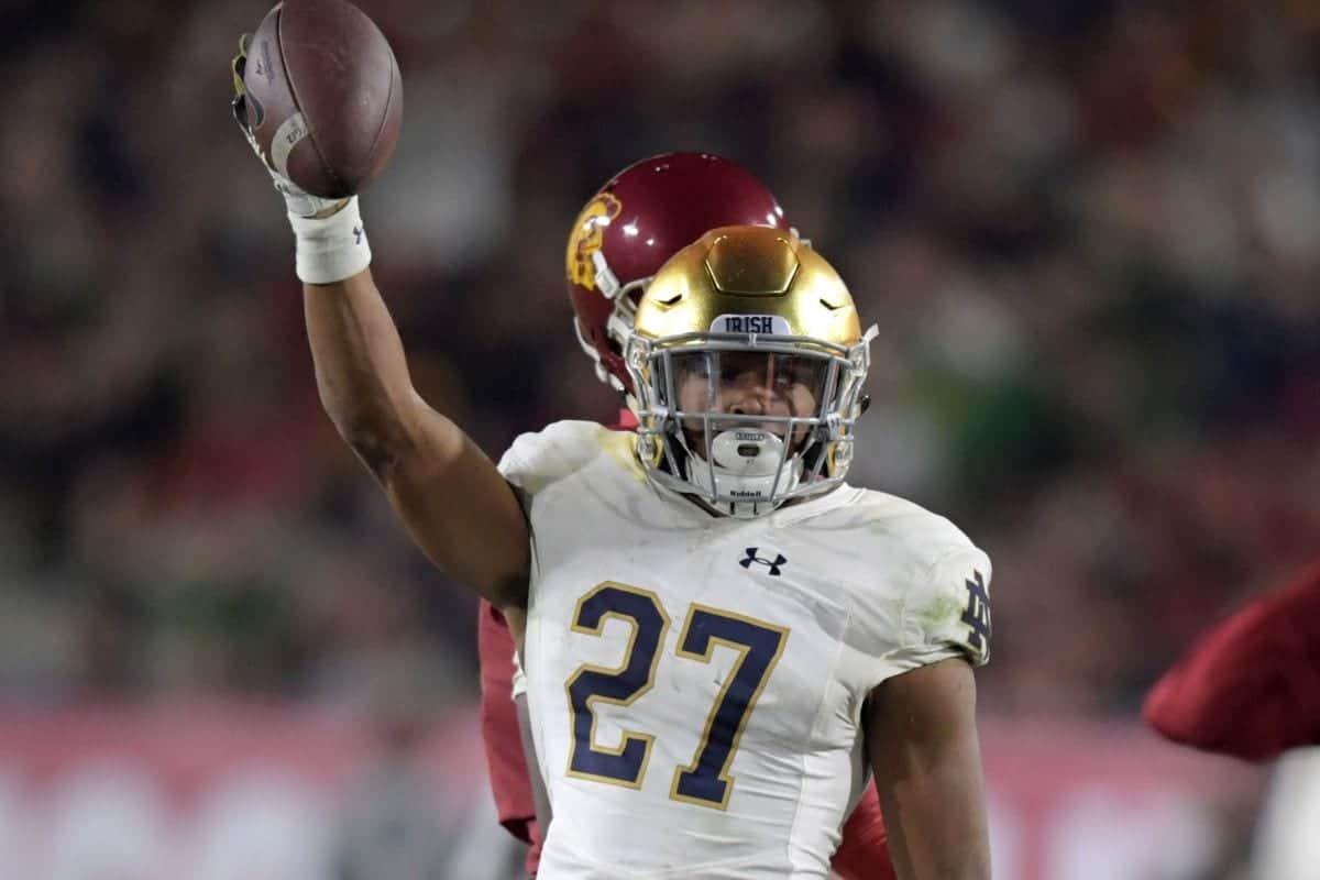 2019 NFL Draft Julian Love