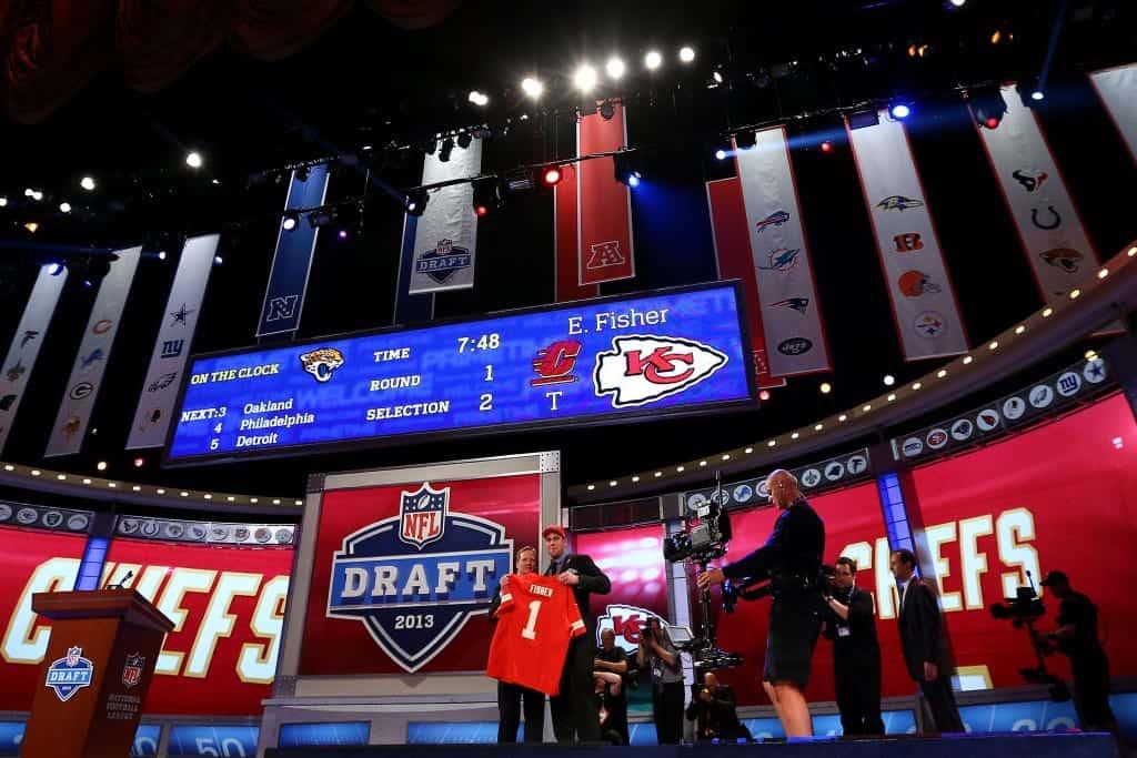Kansas City Chiefs, NFL Draft
