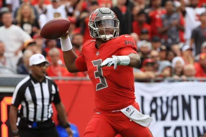Jameis Winston comp at the center of Buccaneers QB questions