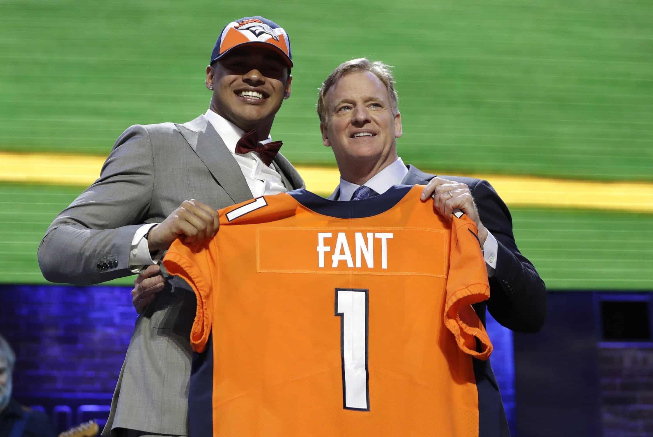 Denver Broncos Noah Fant