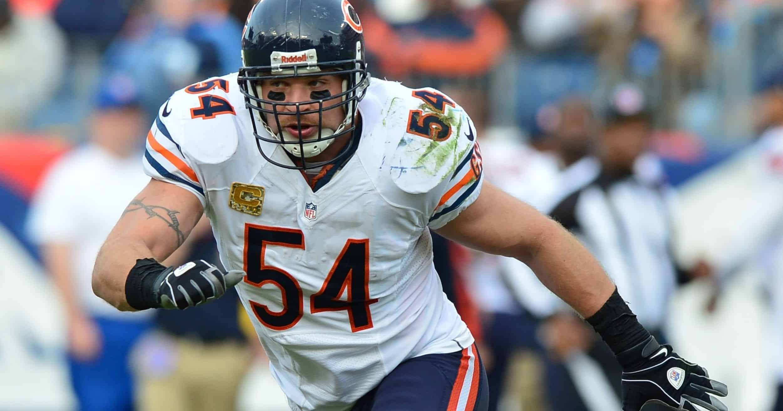 Chicago Bears, Brian Urlacher