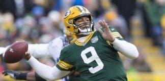 DeShone Kizer - Green Bay Packers