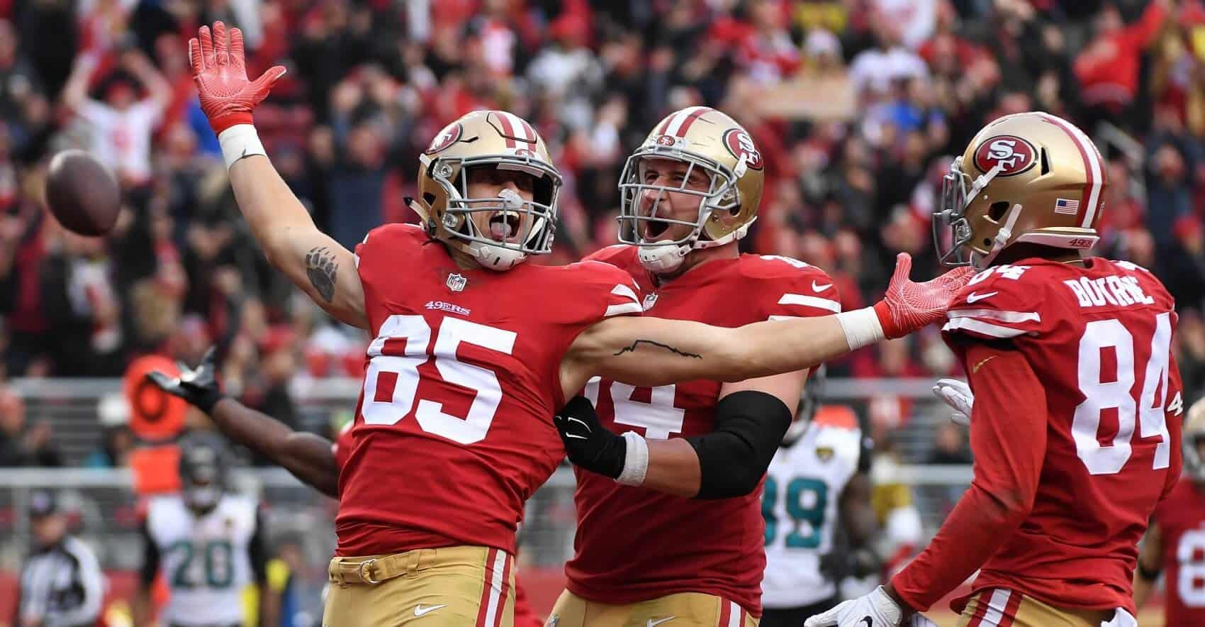 NFL San Francisco 49ers George Kittle