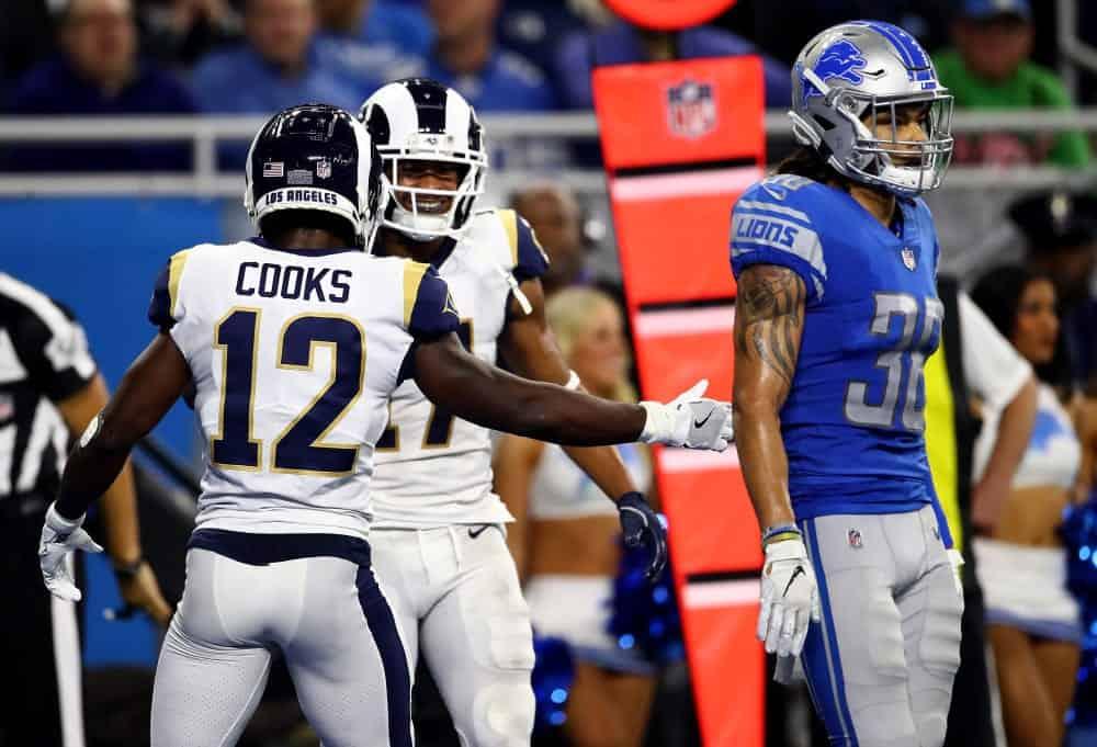 Los Angeles Rams v Detroit Lions - NFC West