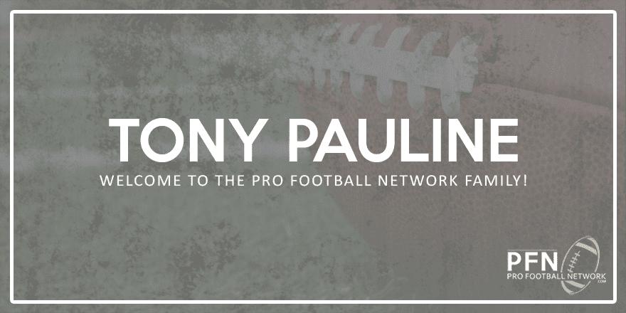 Tony Pauline Pro Football Network