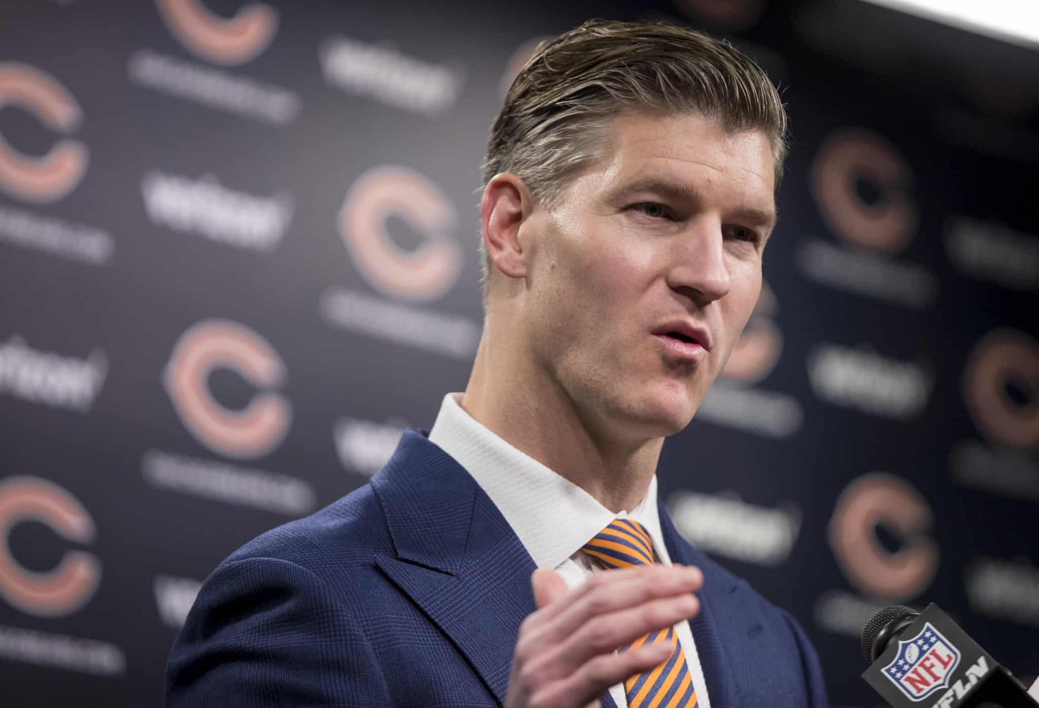 Ryan Pace, 2016 Chicago Bears draft gade