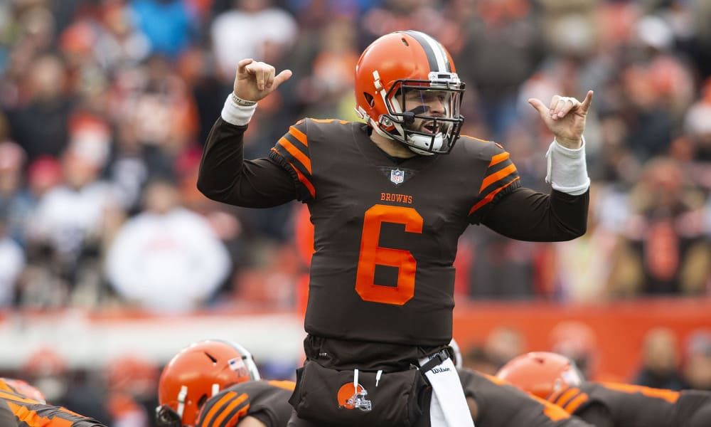 Browns, TNF steelers browns betting picks