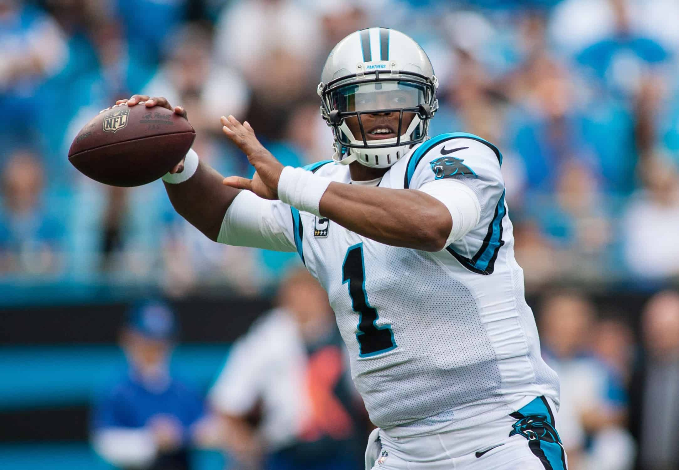 Los Angeles Chargers could be targeting Cam Newton to replace Philip Rivers