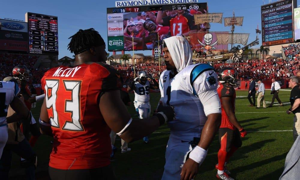 Carolina Panthers Gerald McCoy