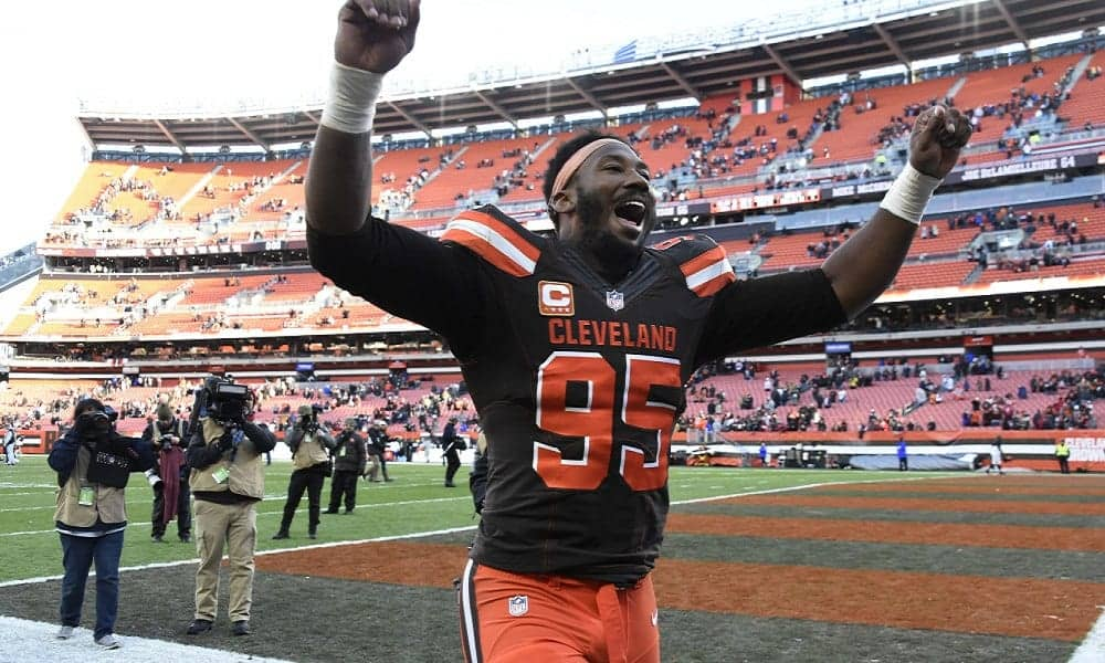 Browns training camp preview: Cleveland's EDGE defenders in 2020