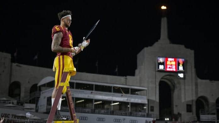 Michael Pittman Jr. a 2020 NFL Draft prospect from USC