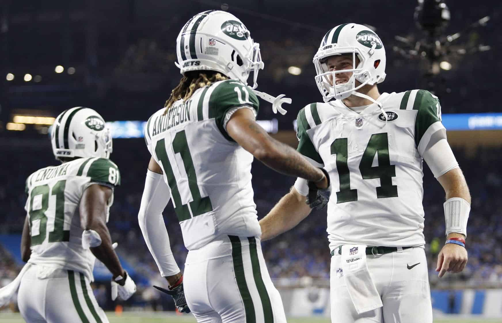 What the Broncos, Colts and Jets need at wide receiver