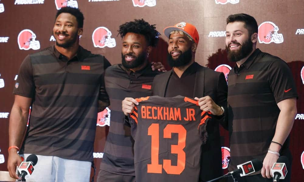 Browns Training Camp Preview: Cleveland's wide receivers in 2020