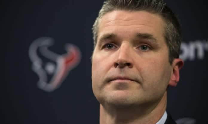 Houston Texans Brian Gaine