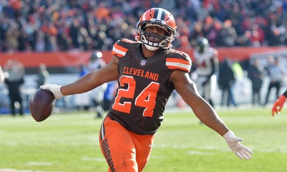 Cleveland Browns 10 important players: Nick Chubb