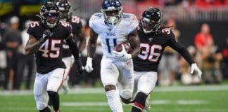 Tennessee Titans: Top 5 offensive players 25 or under