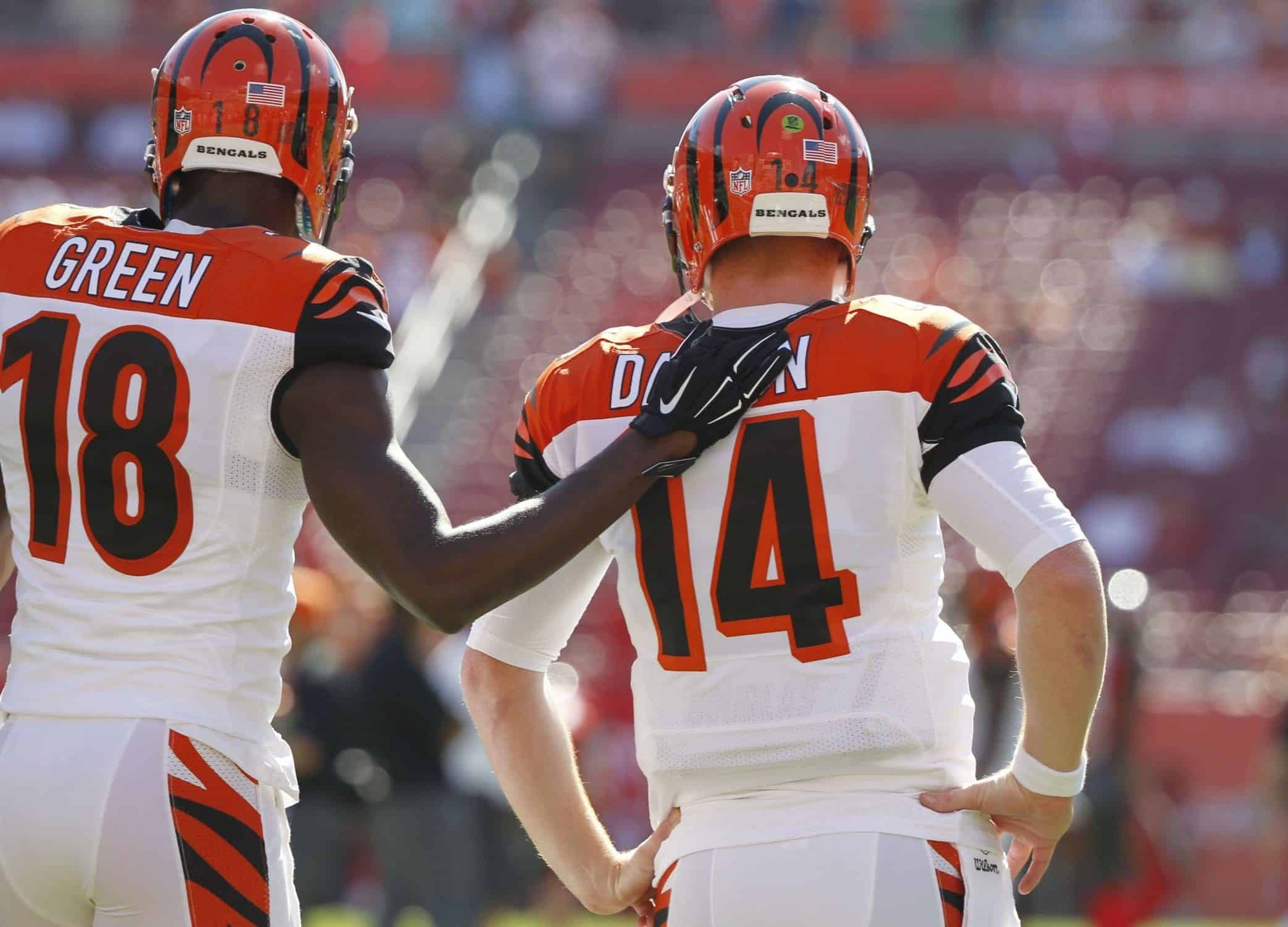 Cincinnati Bengals quarterback quandary: Joe Burrow or Andy Dalton?