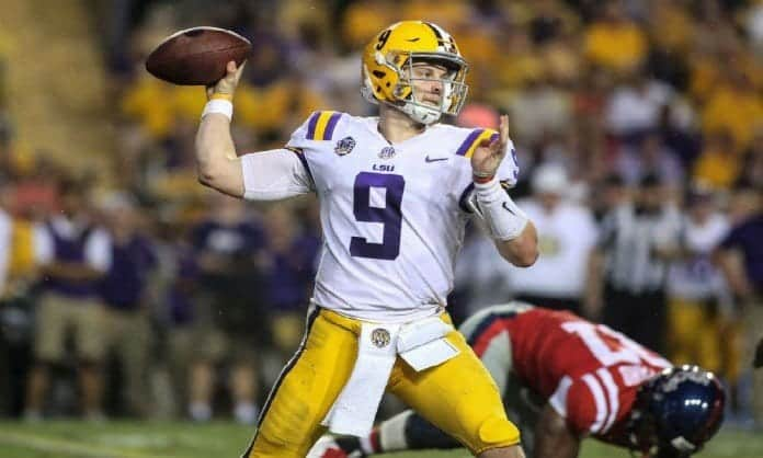 Are the Miami Dolphins trying to trade up for LSU's Joe Burrow?