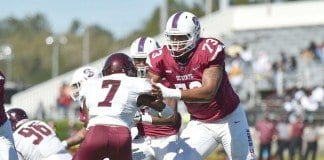 South Carolina State Alex Taylor - NFL Draft