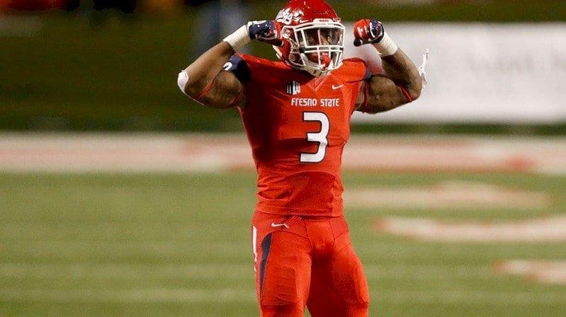 2020 NFL Draft Fresno St Myka Walker