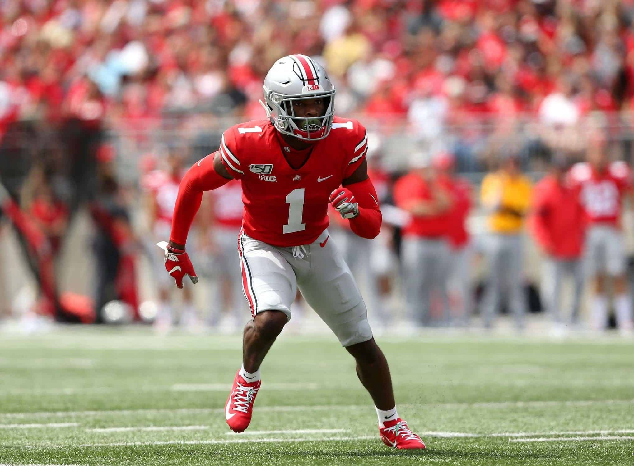 NFL Playoffs Mock Draft: Five wide receivers get their named called in round one