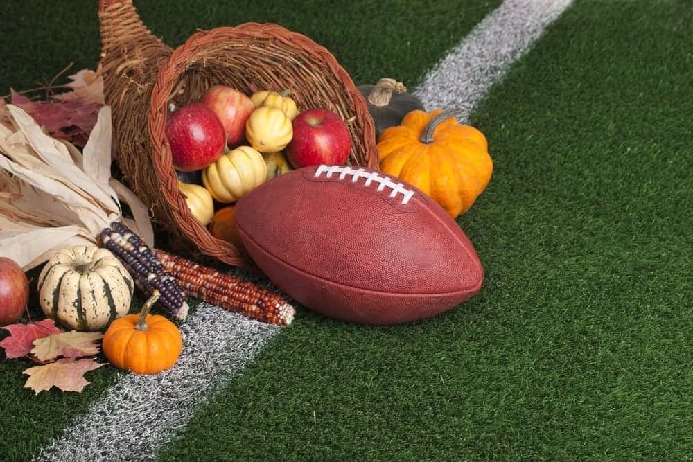 Top Five Nfl Thanksgiving Matchups Worth Remembering Pfn