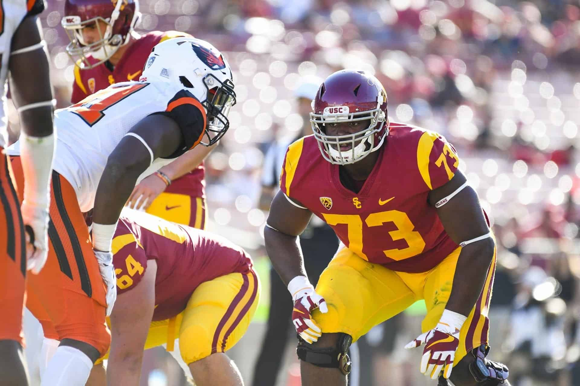 2020 NFL Draft Musings: Two Pac-12 linemen grade as most underrated