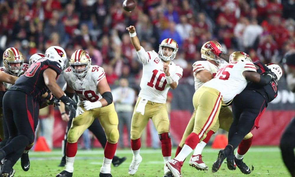 Week 16 NFL Picks: Los Angeles Rams vs San Francisco 49ers