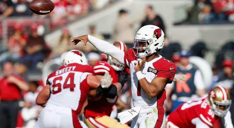 quarterback kyler murray film