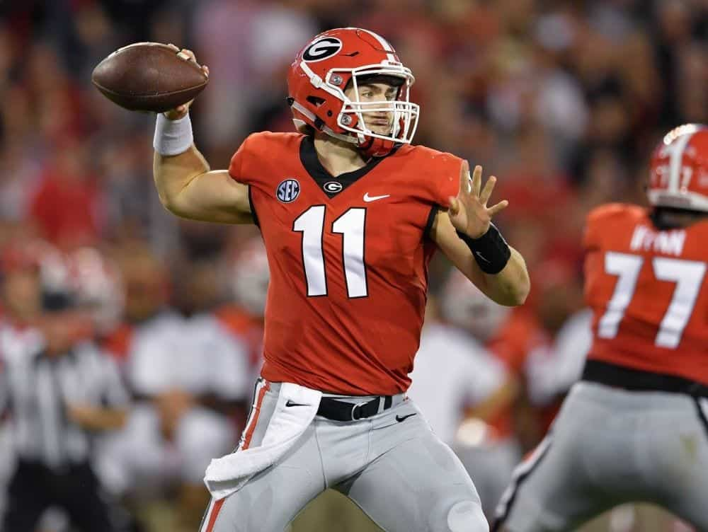 Can Jake Fromm's Sugar Bowl performance help raise his 2020 NFL Draft stock?