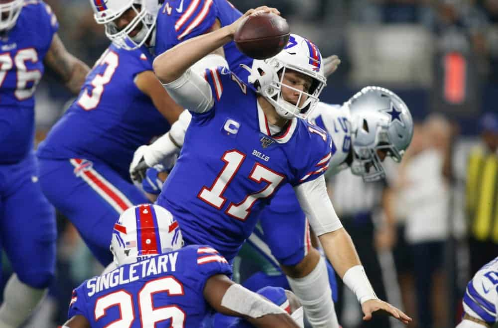 Week 16 NFL Picks: Buffalo Bills vs New England Patriots