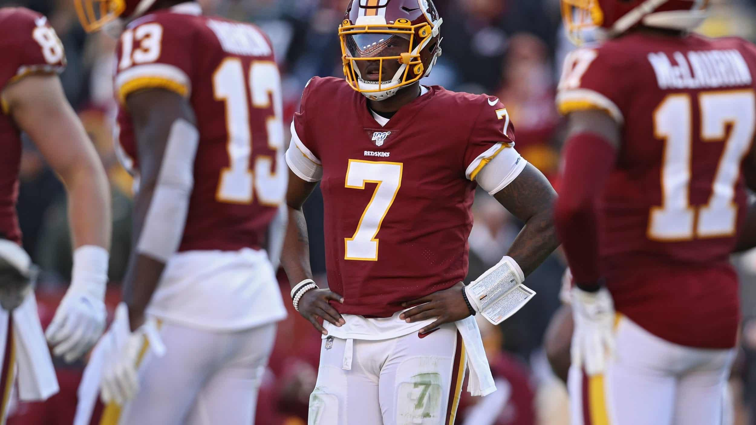 Rebuilding the Washington Redskins in the 2020 offseason