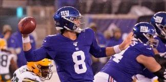 2020 NFL Draft: New York Giants 7-Round Mock Draft