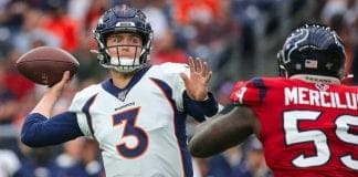 Did Pat Shurmur want Drew Lock as the quarterback of the New York Giants?
