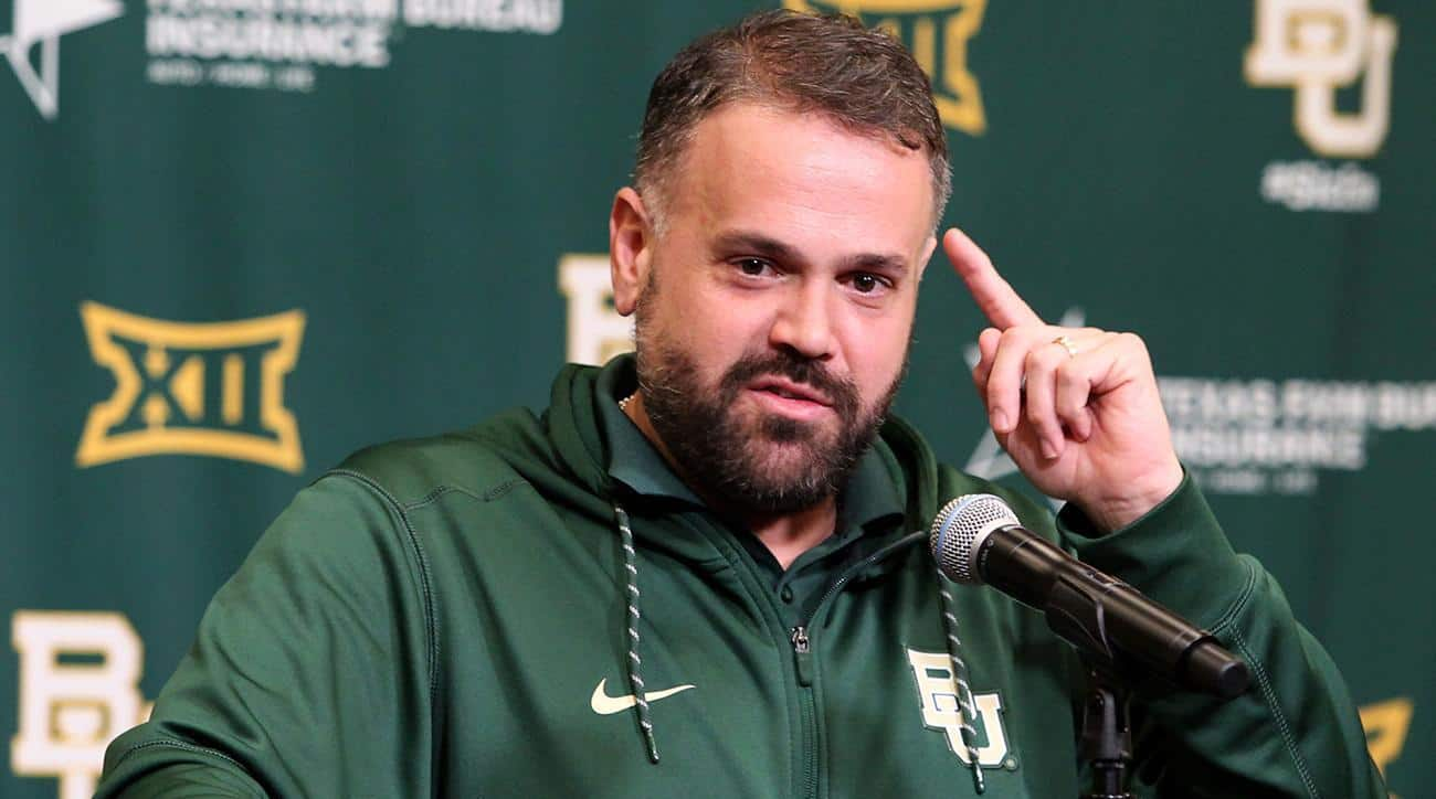 The latest on Matt Rhule and the NFL teams interested in interviewing himead coach candidates; Giants, Cowboys, Panthers interested