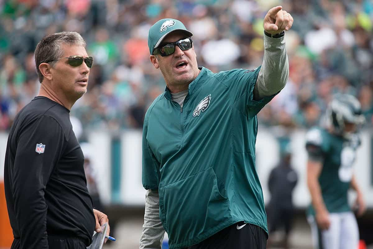 Doug Pederson is safe, but changes may be coming to the Eagles coaching staff