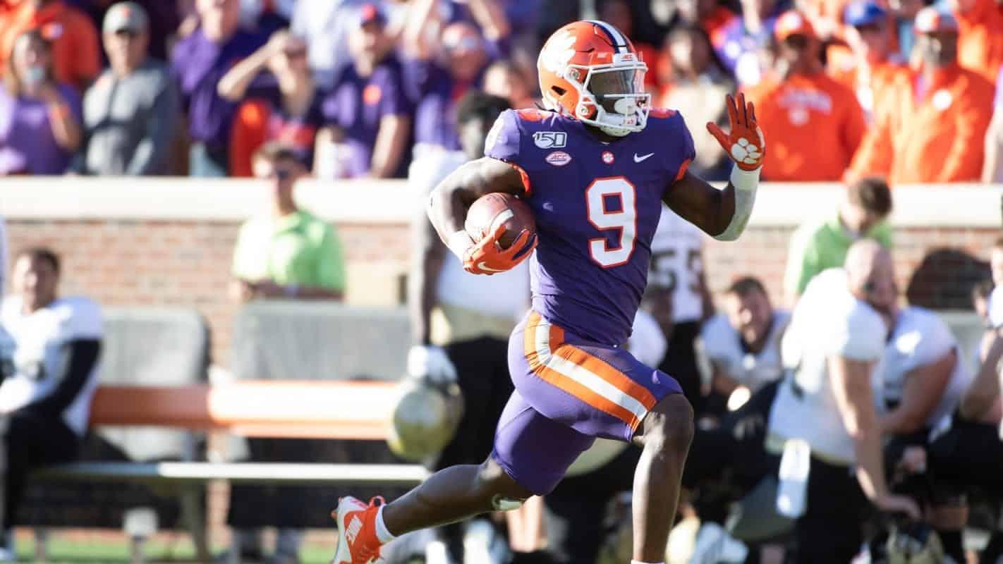 2020 NFL Draft: Three running backs poised to spike draft stock
