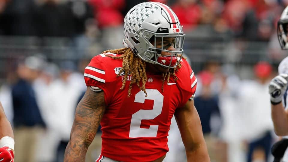 Ohio State Buckeyes are loaded with 2020 NFL Draft prospects