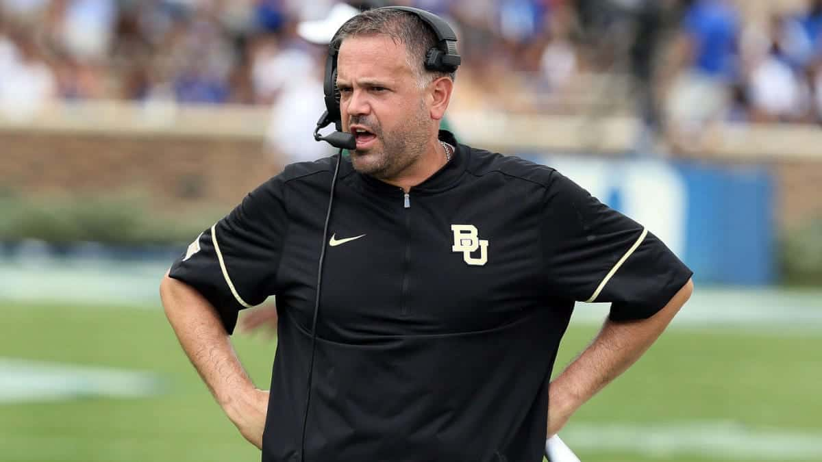 Matt Rhule: After rebuilding the Bears and the Owls, can he rebuild the Carolina Panthers?