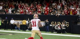 NFL Week 15 Prop Bets: Will Raheem Mostert carry the 49ers to victory?